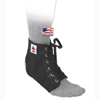 Core 6301 Lightweight Ankle Support-Black