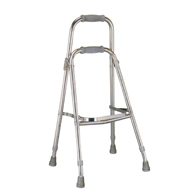 Essential Medical Supply W1300 Pyramid Cane/Walker (Hemi Walker)
