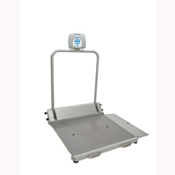 Health o meter 2600KG Digital Wheelchair Ramp Scale-KG Only
