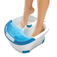 HoMedics FB-300 Jetspa Elite Footbath with Heat