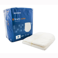 McKesson BRULMD Ultra Cloth Brief-96/Case