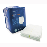 McKesson BRULXXL Ultra Cloth Brief-48/Case