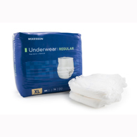 McKesson UWGXL Regular Protective Underwear-56/Case