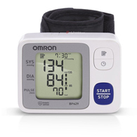 Omron BP629 3 Series Automatic Wrist Blood Pressure Monitor