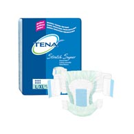 Tena 67902/67903 Super Stretch Briefs-56/Case