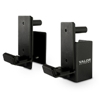 ValorPro RG-7 J Hook Pair for Valor Fitness Rigs